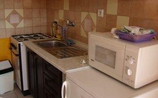 Apartmány  kuchynky